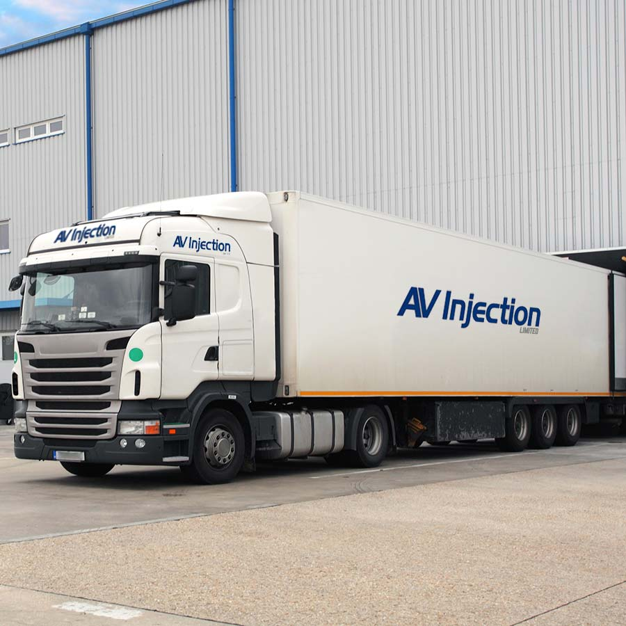 AV Injection Logistics & Delivery